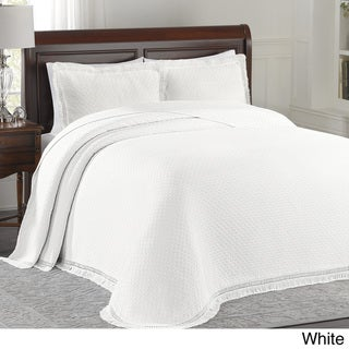 LaMont Home Woven Jacquard Bedspread
