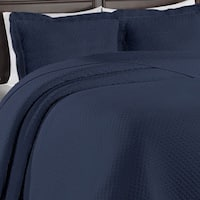 LaMont Home Woven Cotton Jacquard Bedspread (Shams sold separately)