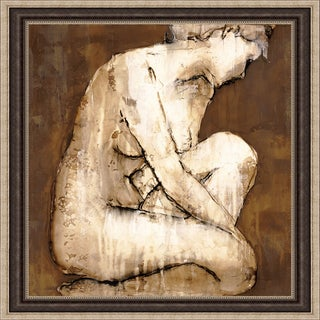 Liz Jardine 'Poise' Framed Artwork
