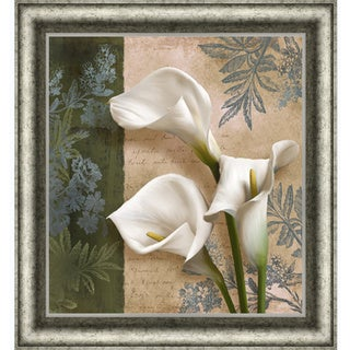 Conrad Knutsen 'Lily Fair' Framed Artwork