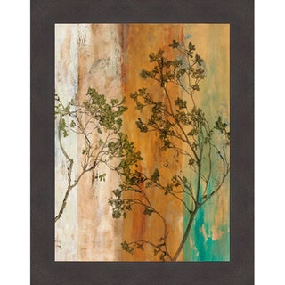 Norm Olson 'Spring Branch II' Framed Artwork
