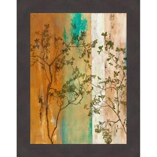 Norm Olson 'Spring Branch I' Framed Artwork