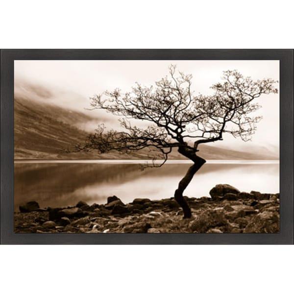 Danita Delimont 'Loch Etive' Framed Artwork
