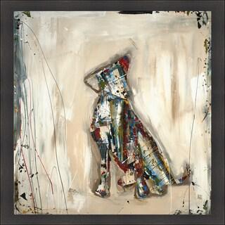 Kelsey Hochstatter 'Pup' Framed Artwork