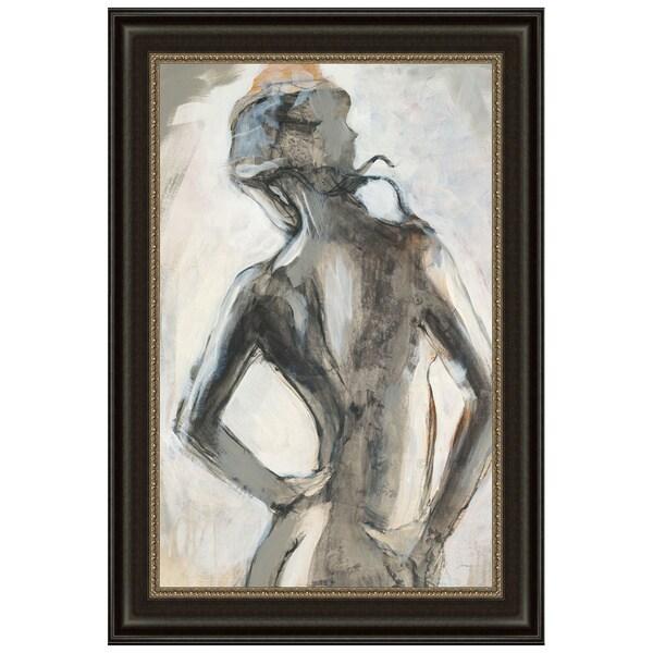 Shop Liz Jardine \'Gesture II\' Framed Artwork - On Sale - Free ...