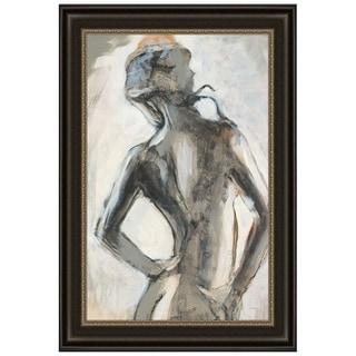 Liz Jardine 'Gesture II' Framed Artwork