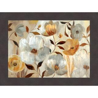 Nan 'Golden Flower' Framed Artwork