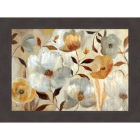Nan 'Golden Flower' Framed Artwork