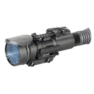 Armasight Nemesis 4X QS Gen 2+ Night Vision Rifle Scope 4x Quick Silver White Phosphor