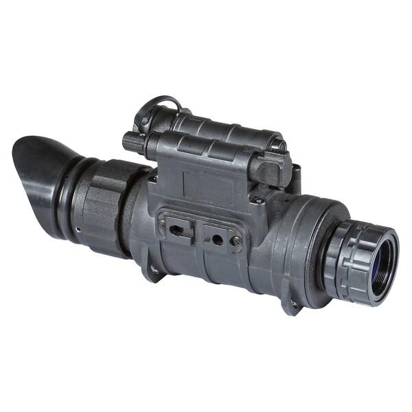 Sirius QS MG Multi-Purpose Night Vision Monocular Gen 2+ Quick Silver White Phosphor Manual Gain