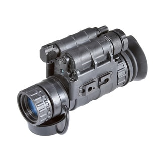 Nyx-14 QS MG Multi-Purpose Night Vision Monocular Gen 2+ Quick Silver White Phosphor with Manual Gain