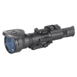 Armasight Nemesis 6X QS Gen 2+ Night Vision Rifle Scope Quick Silver White Phosphor
