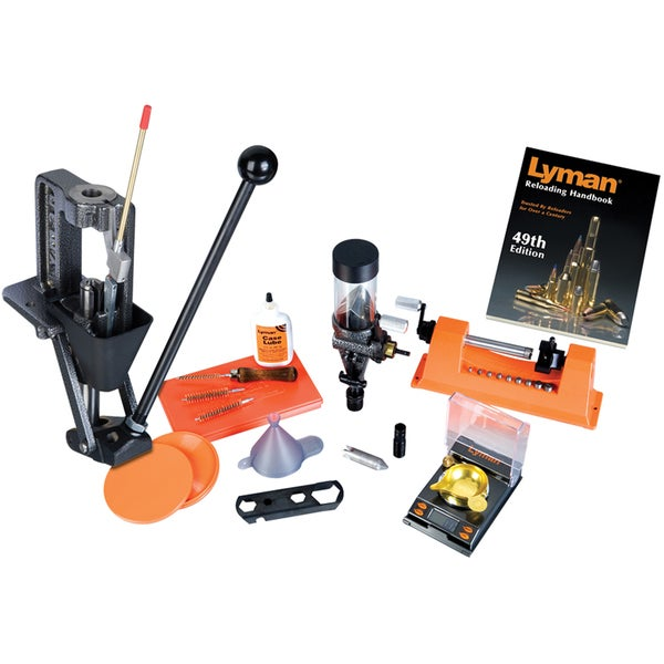 Lyman Crusher Pro Kit with Pro 500 Scale