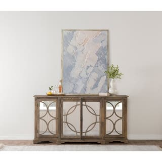 Amri Reclaimed Wood Mirrored 79-inch Sideboard by Kosas Home|https://ak1.ostkcdn.com/images/products/8227314/P15557380.jpg?impolicy=medium
