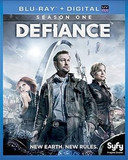 Defiance: Season One (Blu-ray Disc)