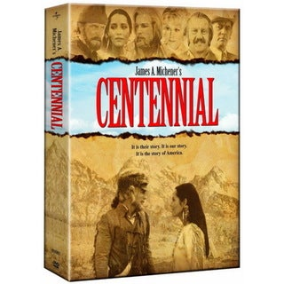 Centennial: The Complete Series (DVD)