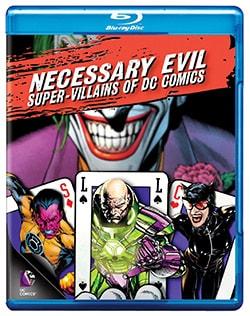 Necessary Evil: Villains of DC Comics (Blu-ray Disc)