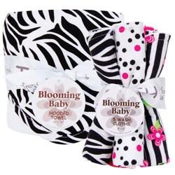 Trend Lab Zebra 6-piece Hooded Towel and Wash Cloth Set|https://ak1.ostkcdn.com/images/products/8228480/Trend-Lab-Zebra-6-piece-Hooded-Towel-and-Wash-Cloth-Set-P15558279A.jpg?_ostk_perf_=percv&impolicy=medium