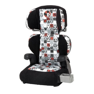 Disney Pronto Booster Seat in Mickey Patchwork
