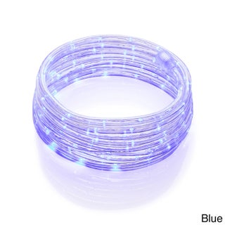 Meilo Creation 16' LED Rope Light with True-Tech 360-degree Directional Shine (Option: Blue 16-foot LED Rope Light)