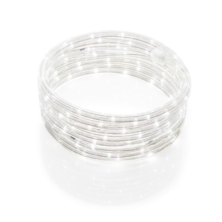 Meilo 16FT LED Rope Light TRUE-Tech 360 Directional Shine