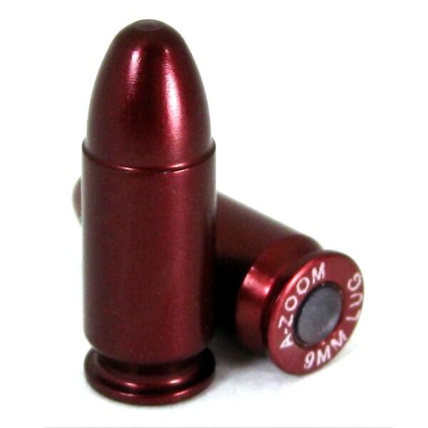 A-ZOOM 9mm Luger Snap Cap