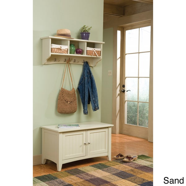 Fair Haven Coat Hook And Storage Bench Set - Free Shipping Today