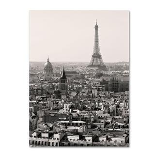 Pierre Leclerc 'Paris' Canvas Art