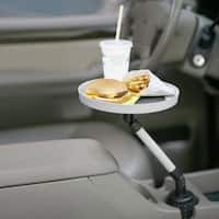 Stalwart Adjustable Car Swivel Tray