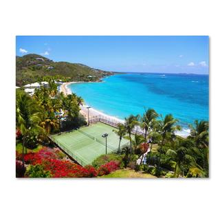 CATeyes 'Virgin Islands 5' Canvas Art