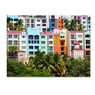 CATeyes 'Virgin Islands 2' Canvas Art