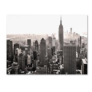 CATeyes 'Manhattan' Canvas Art