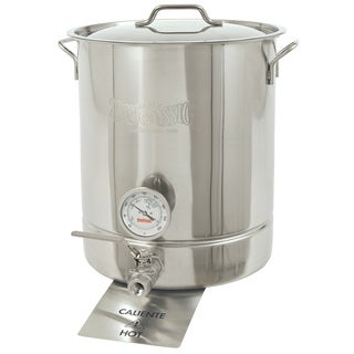 Bayou Classic 10-gallon 4-piece Brew Kettle