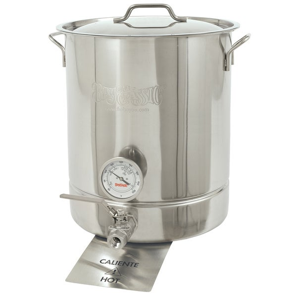 bayou classic 10gallon 4piece brew kettle