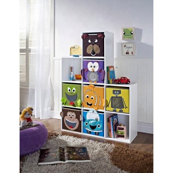 Altra 'Castlebrook' 7-Bin Kids' Bookcase