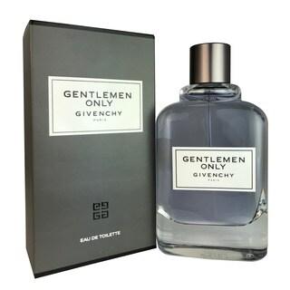 Givenchy Gentlemen Only Men's 3.3-ounce Eau de Toilette Spray