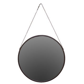 Metal Hanging Mirror
