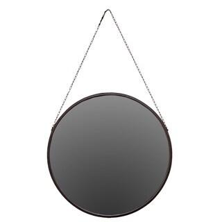 Metal Hanging Mirror