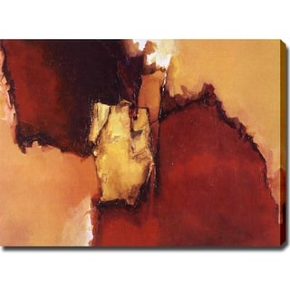 'Abstract Modern' Giclee Art on Canvas