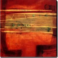 'Abstract Modern' Giclee Canvas Art - Multi