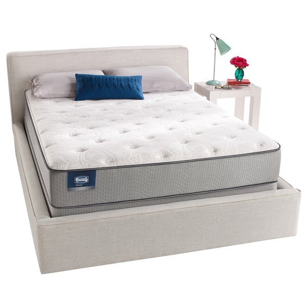 Simmons BeautySleep Julia Firm Twin XL-size Mattress Set