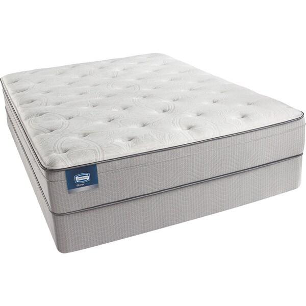 simmons beautyrest queen mattress. simmons beautysleep kenosha plush queen mattress set - free shipping today overstock.com 15559215 beautyrest