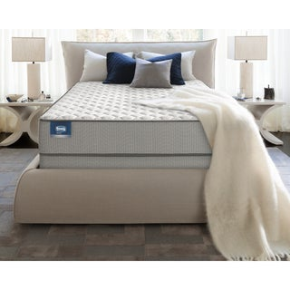 simmons beautysleep kenosha firm kingsize mattress set