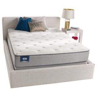 Simmons Beautyrest Kenosha Plush King-size Mattress Set