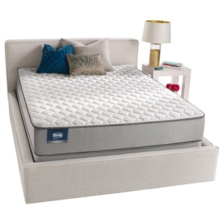 Simmons BeautySleep Kenosha Firm Full-size Mattress Set