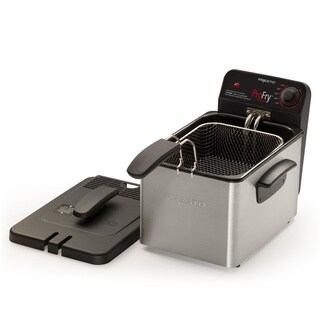 Presto ProFry 2.8-liter Stainless Steel Deep Fryer