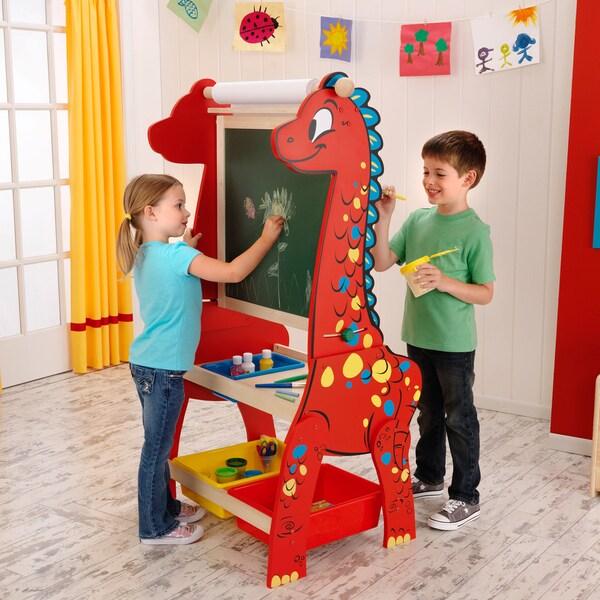 KidKraft Dinosaur Easel