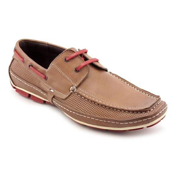 kenneth cole reaction s traffic jam brown leather