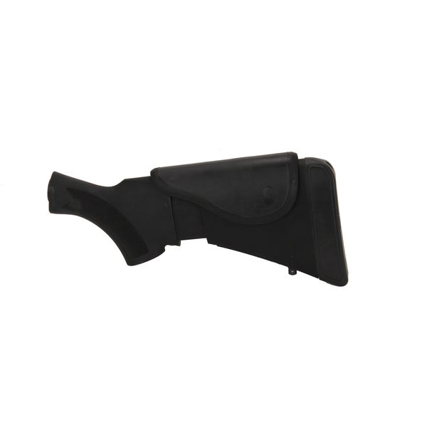 Akita Adjustable Mossberg Black Stock with CR/SRS