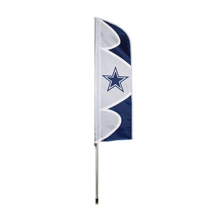 Dallas Cowboys Flag/ Pole